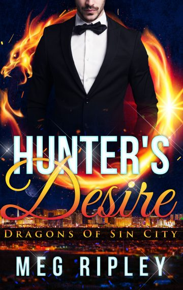 Hunter's Desire, Dragons Of Sin City, Book 2