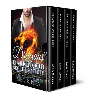 Dragons Of The Darkblood Secret Society: The Complete Series Collection Box Set