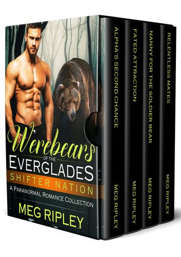 Werebears Of The Everglades: A Paranormal Romance Collection