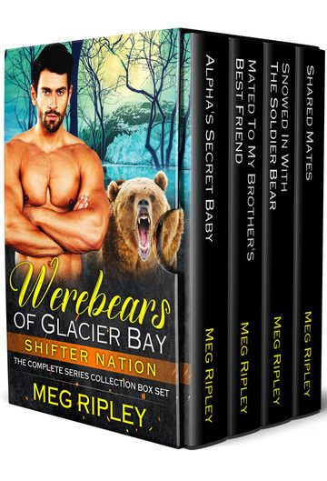 Werebears Of Glacier Bay: The Complete Series Collection