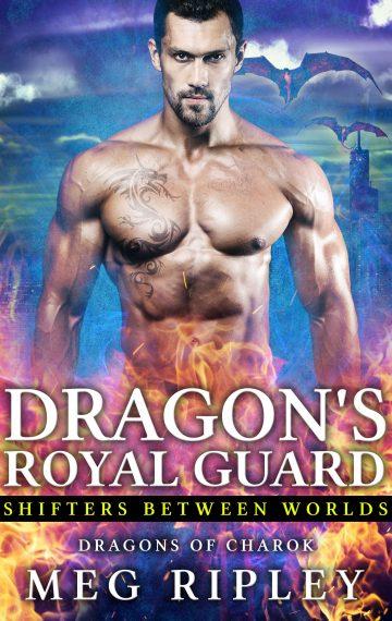 Dragon's Royal Guard (Shifters Between Worlds)