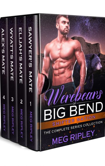 Werebears Of Big Bend: The Complete Series Collection