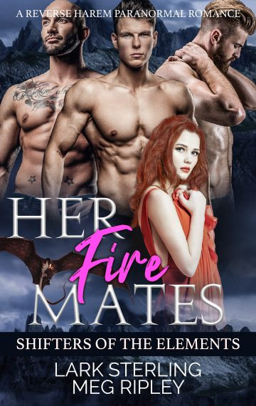 Her Fire Mates (Shifters of the Elements)
