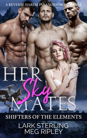 Her Sky Mates (Shifters of the Elements)