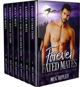 Forever Fated Mates: A Shifter Romance Collection
