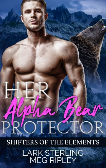 Her Alpha Bear Protector (Shifters Of The Elements)