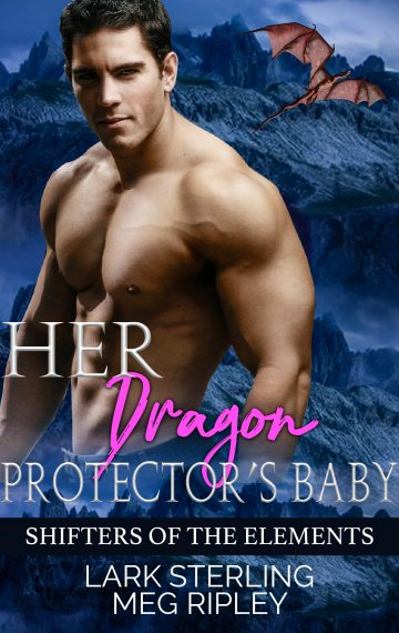Her Dragon Protector's Baby (Shifters Of The Elements)