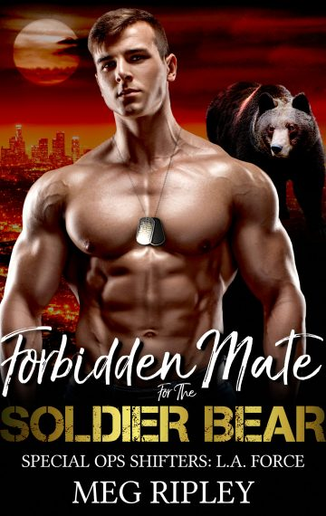 Forbidden Mate For The Soldier Bear (Special Ops Shifters: L.A. Force)