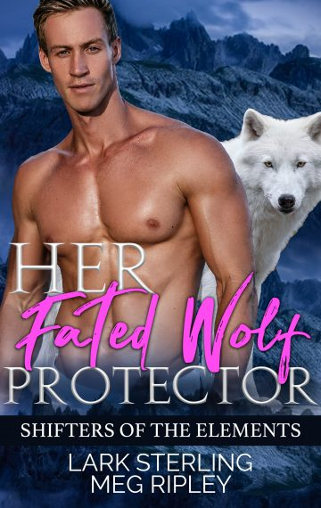 Her Fated Wolf Protector (Shifters Of The Elements)