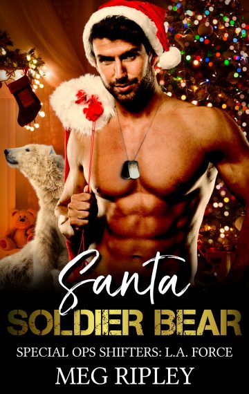 Santa Soldier Bear (Special Ops Shifters: L.A. Force)