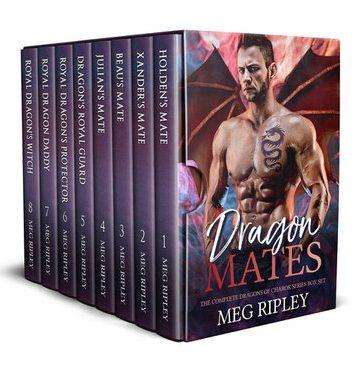 Dragon Mates: The Complete Dragons of Charok Series Box Set