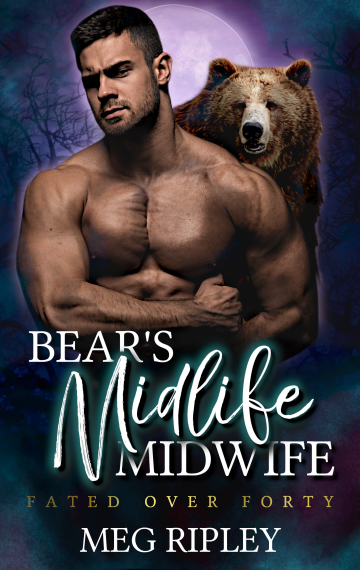 Bear's Midlife Midwife (Fated Over Forty)